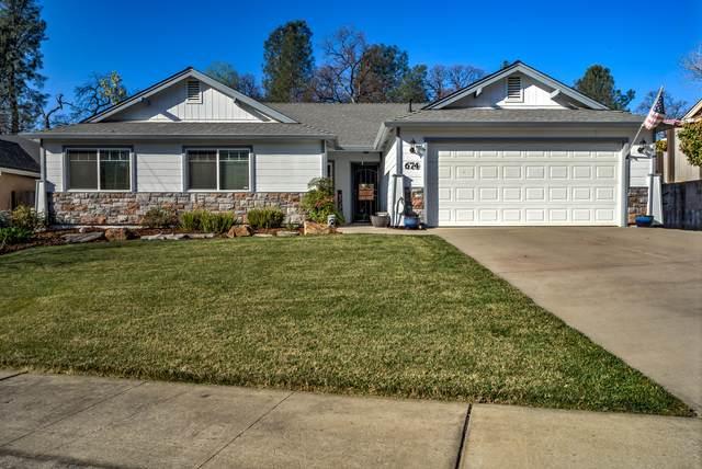 674 Valleybrook Dr, Redding, CA 96003 (#20-1001) :: Waterman Real Estate