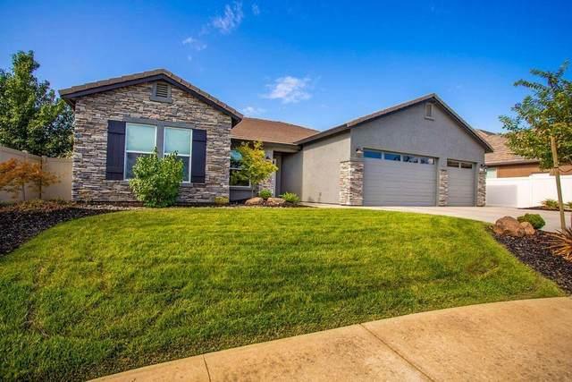 3988 Thomason Trl, Redding, CA 96002 (#20-2580) :: Wise House Realty