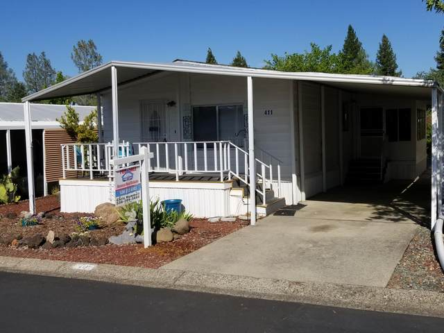 411 Red Cedar Dr. #74, Redding, CA 96003 (#20-3220) :: Wise House Realty