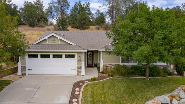 671 Valleybrook Dr, Redding, CA 96003 (#20-3984) :: Wise House Realty