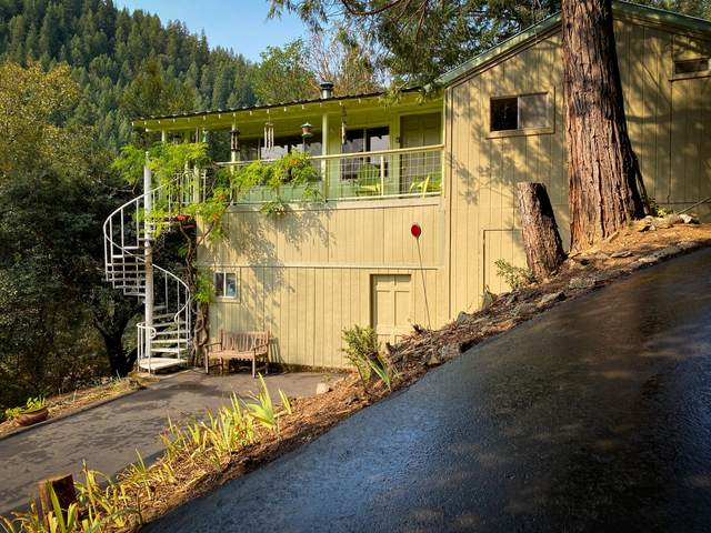 1740 Steel Bridge Rd, Douglas City, CA 96024 (#20-4148) :: Waterman Real Estate