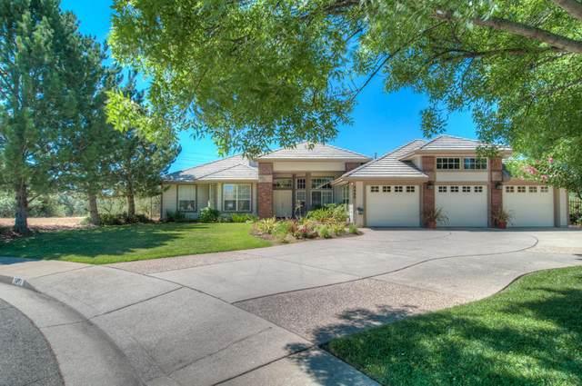 1258 Diamond Bar Ct, Redding, CA 96003 (#20-4271) :: Waterman Real Estate