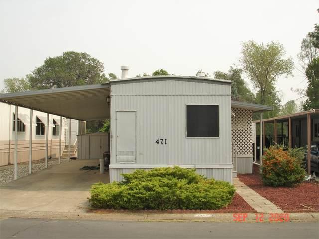471 Bitterroot Dr Sp#42, Redding, CA 96003 (#20-4511) :: Waterman Real Estate