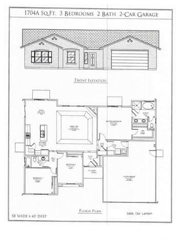 3485 Old Lantern Dr, Redding, CA 96003 (#20-4541) :: Real Living Real Estate Professionals, Inc.