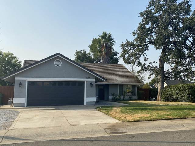 2215 Kathleen Way, Redding, CA 96003 (#20-4606) :: Waterman Real Estate