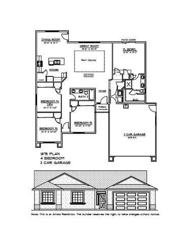 3399 Laver St Lot 1, Redding, CA 96002 (#20-5015) :: Vista Real Estate