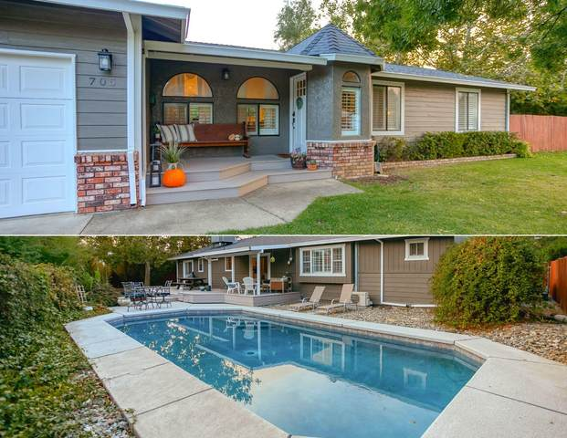 705 Country Oak Dr, Redding, CA 96003 (#20-5135) :: Real Living Real Estate Professionals, Inc.