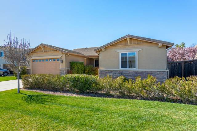 4040 Palm Springs Dr, Redding, CA 96002 (#21-1166) :: Waterman Real Estate