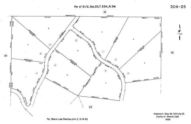 Lot B Jones Valley Trail, Redding, CA 96003 (#21-1286) :: Vista Real Estate