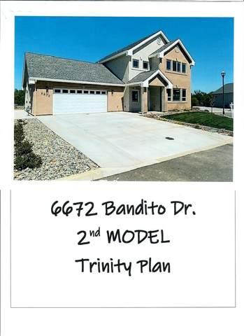 6672 Bandito Drive, Redding, CA 96003 (#21-1630) :: Waterman Real Estate