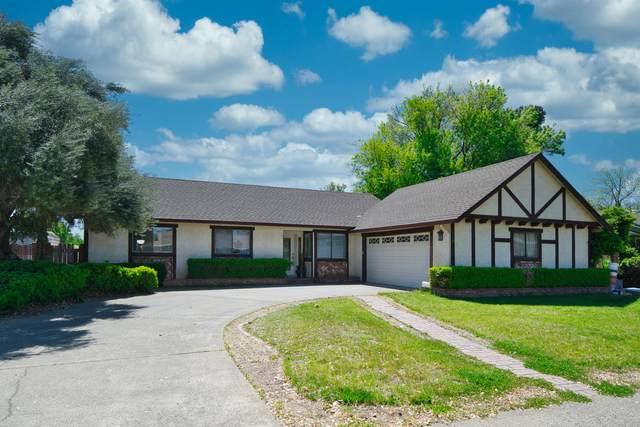 375 Rivella Vista Dr, Redding, CA 96001 (#21-1641) :: Waterman Real Estate