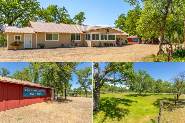 6768 Millville Plains Rd, Anderson, CA 96007 (#21-1654) :: Waterman Real Estate