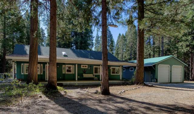 9275 Mountain Meadow Rd, Shingletown, CA 96088 (#21-1750) :: Wise House Realty