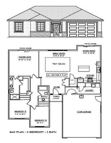 20211 Solomon Peak Dr. Lot 34, Anderson, CA 96007 (#21-2189) :: Coldwell Banker C&C Properties