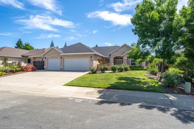 593 Centavo Way, Redding, CA 96003 (#21-2247) :: Waterman Real Estate
