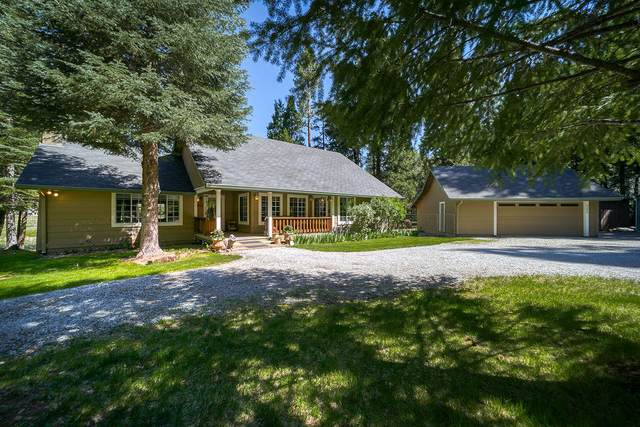 9294 Mountain Meadow Rd, Shingletown, CA 96088 (#21-2281) :: Waterman Real Estate