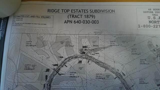 Ridge Top Estates, Redding, CA 96003 (#21-2327) :: Vista Real Estate