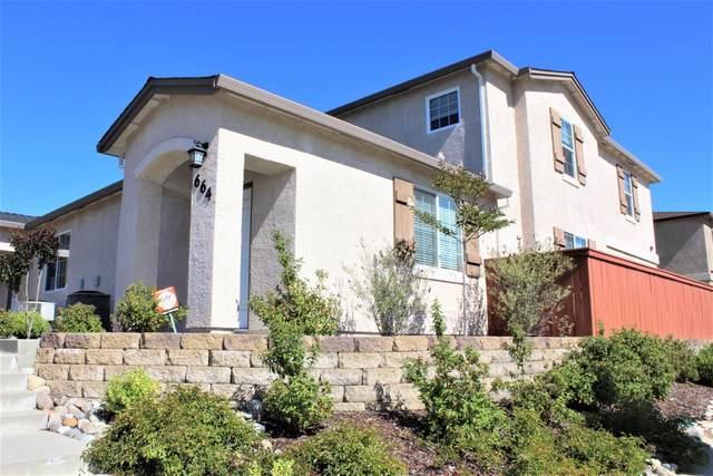 664 Mission De Oro Dr, Redding, CA 96003 (#21-2899) :: Waterman Real Estate