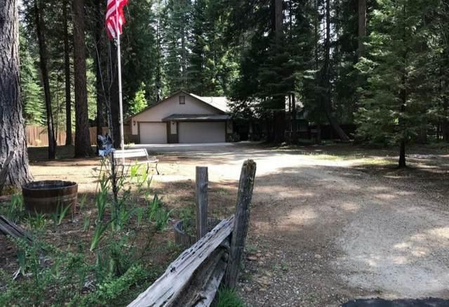 36685 Douglas Fir Ct, Shingletown, CA 96088 (#21-2974) :: Waterman Real Estate