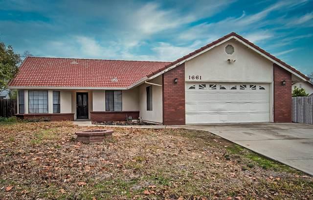 1661 Oak Mesa Ln, Redding, CA 96003 (#21-308) :: Waterman Real Estate