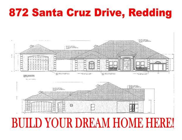 872 Santa Cruz Dr, Redding, CA 96003 (#21-3560) :: Waterman Real Estate