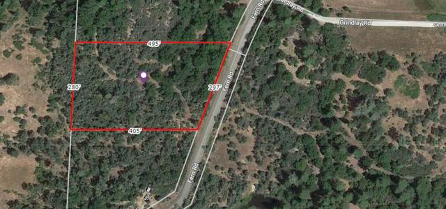2.99 Acres Fern Rd., Whitmore, CA 96096 (#21-3749) :: Waterman Real Estate