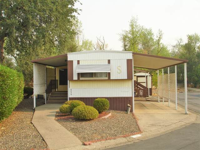 496 Brushwood Dr Sp# 135, Redding, CA 96003 (#21-4151) :: Wise House Realty