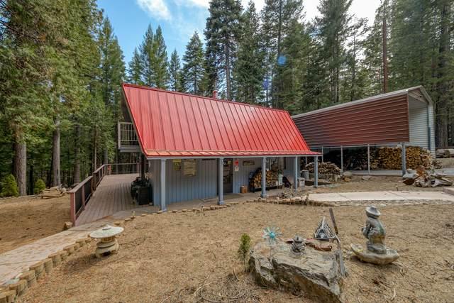 8565 Battle Creek Dr, Shingletown, CA 96088 (#21-4461) :: Waterman Real Estate
