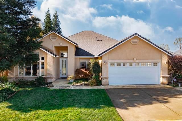 1366 Spanish Bay Dr, Redding, CA 96003 (#21-5025) :: Waterman Real Estate