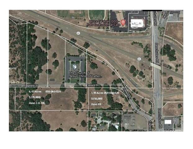 Topland, Palo Cedro, CA 96073 (#21-661) :: Waterman Real Estate