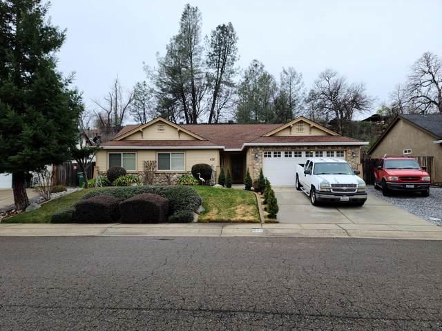 632 Valleybrook Dr, Redding, CA 96003 (#21-690) :: Waterman Real Estate