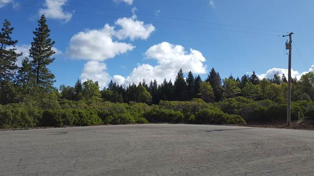Lot 21 Twin Pine Drive, Shingletown, CA 96088 (#17-2425) :: Wise House Realty