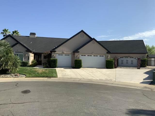 3845 Meadow Oak Way, Redding, CA 96002 (#20-3799) :: Vista Real Estate