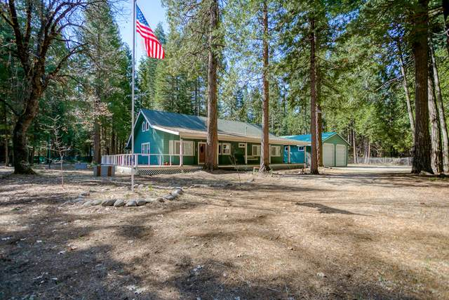 9275 Mountain Meadow Rd, Shingletown, CA 96088 (#21-1750) :: Real Living Real Estate Professionals, Inc.