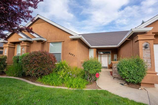 4497 Yellowstone Dr, Redding, CA 96002 (#21-3356) :: Real Living Real Estate Professionals, Inc.
