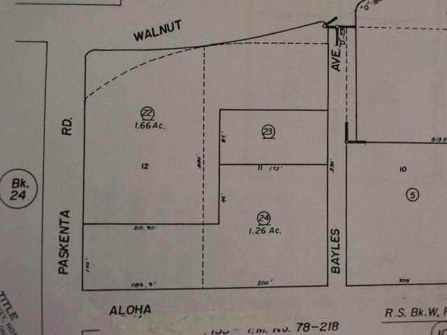 Walnut Street, Red Bluff, CA 96080 (#21-2708) :: Waterman Real Estate