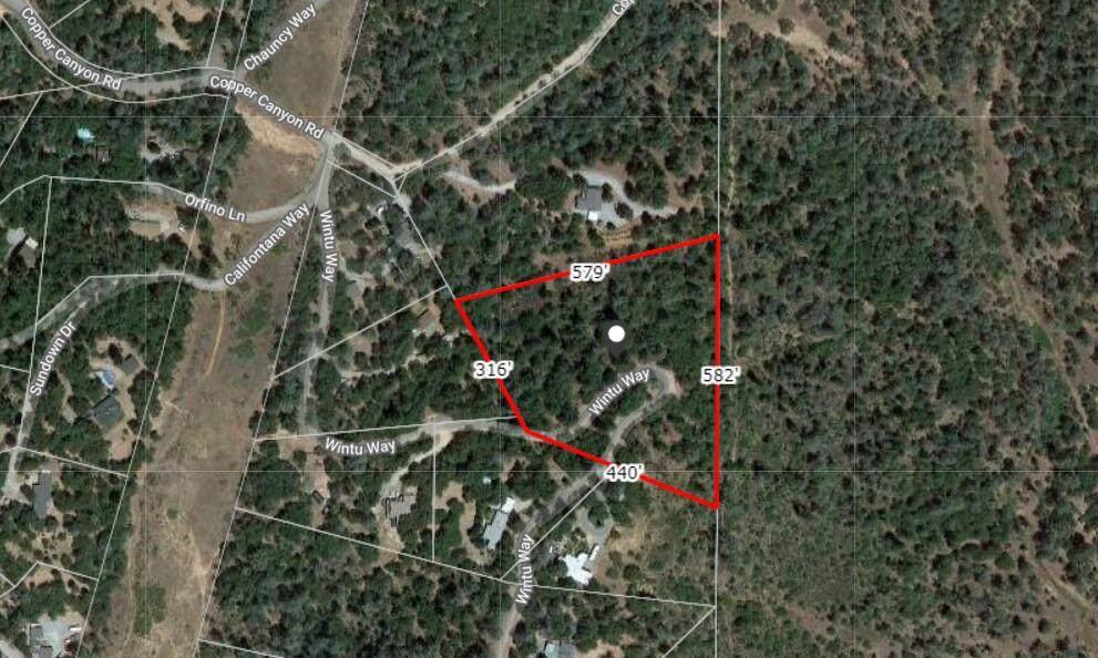 4.79 Acres Wintu Way - Photo 1