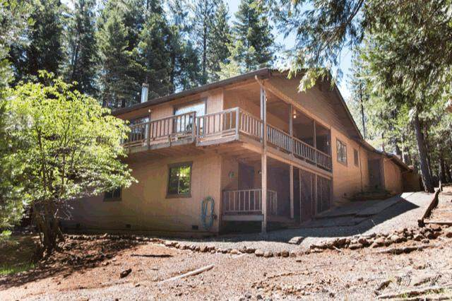 7426 Shasta Forest Dr, Shingletown, CA 96088 (#20-2811) :: Waterman Real Estate