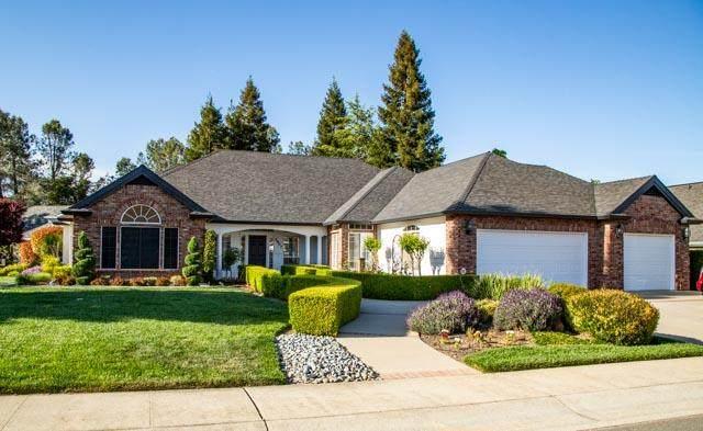 2607 Cumberland Dr, Redding, CA 96001 (#21-895) :: Waterman Real Estate