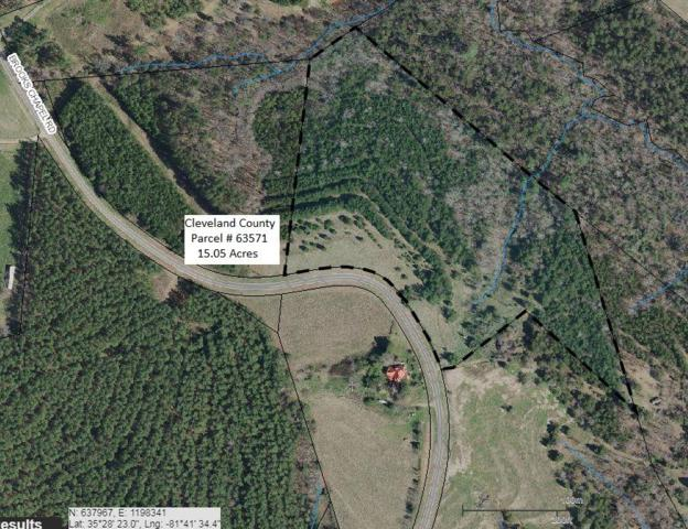 0 Brooks Chapel Road, Ellenboro, NC 28040 (#61847) :: Robert Greene Real Estate, Inc.