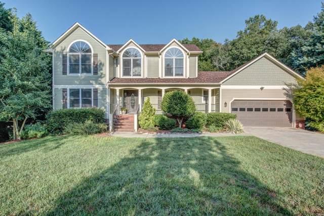 120 Oak Point Drive, Cherryville, NC 28021 (#62464) :: Robert Greene Real Estate, Inc.