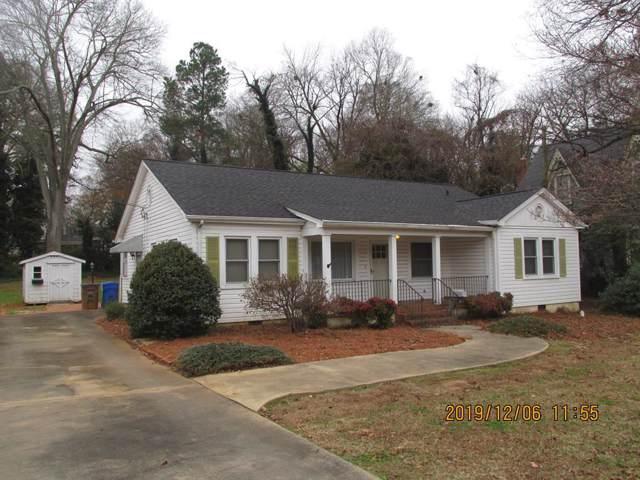 513 W. Sumter St., Shelby, NC 28150 (#62760) :: Robert Greene Real Estate, Inc.