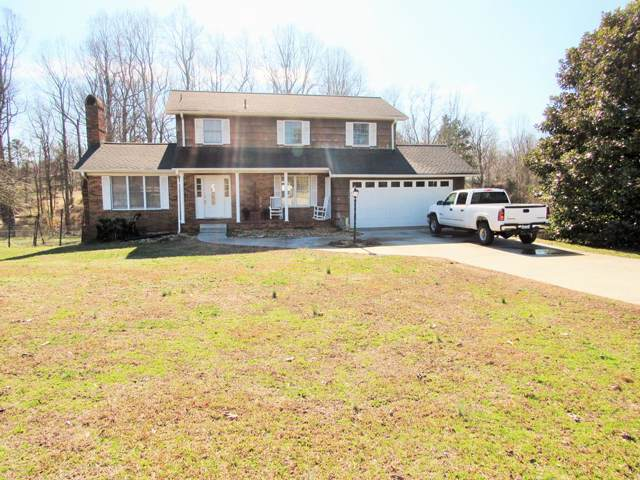 1401 W. Zion Church Road, Shelby, NC 28150 (#62836) :: Robert Greene Real Estate, Inc.
