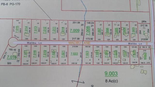 96 Malibu Ln, Killen, AL 35645 (MLS #153432) :: MarMac Real Estate