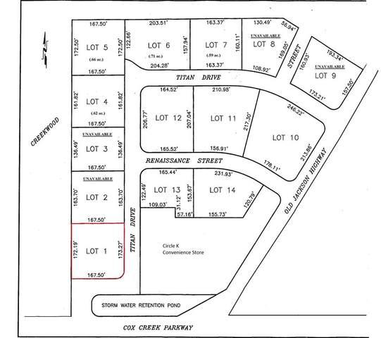 Lot1 Titan Dr, Florence, AL 35630 (MLS #153921) :: MarMac Real Estate