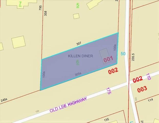 241 J C Mauldin Hwy, Killen, AL 35645 (MLS #154035) :: MarMac Real Estate