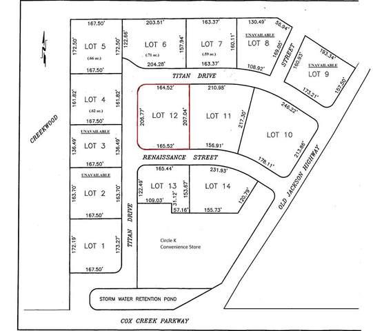 Lot12 Renaissance St, Florence, AL 35630 (MLS #154149) :: MarMac Real Estate