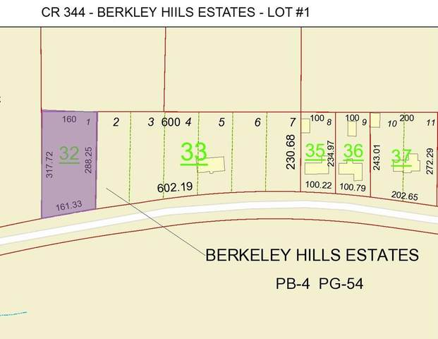 001 Cr 344, Florence, AL 35634 (MLS #154208) :: MarMac Real Estate