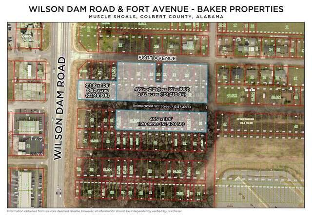 0 Wilson Dam Rd, Muscle Shoals, AL 35661 (MLS #154366) :: MarMac Real Estate
