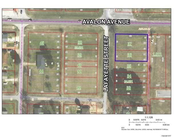 0 Avalon Ave, Sheffield, AL 35660 (MLS #154406) :: MarMac Real Estate